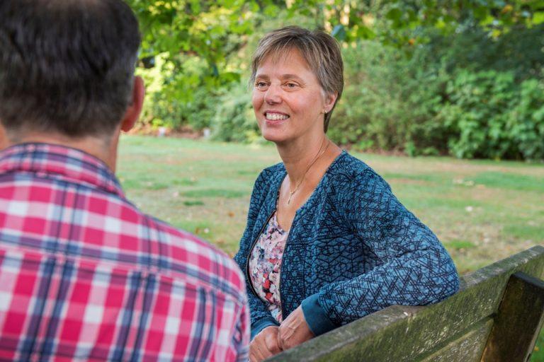 wandelen met Laura van Lank Coaching